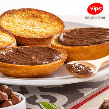 Bisquet con un toque de Nutella- Page 1