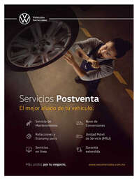 Servicios postventa