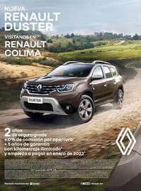Duster - Colima