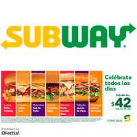 subway del dia