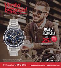 Venta Especial relojes