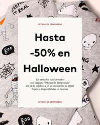 -50% en Halloween