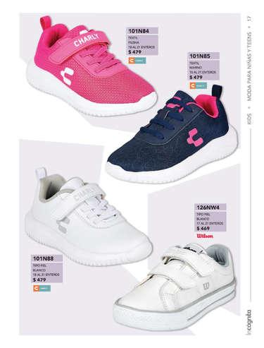 Catálogo Incógnita Calzado Kids Otoño Invierno 2019- Page 1
