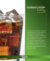 Carbonatación de Bebidas con CO2