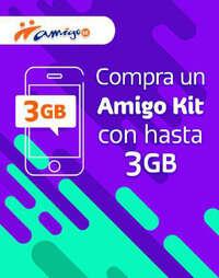 Amigo Kit con hasta 3GB