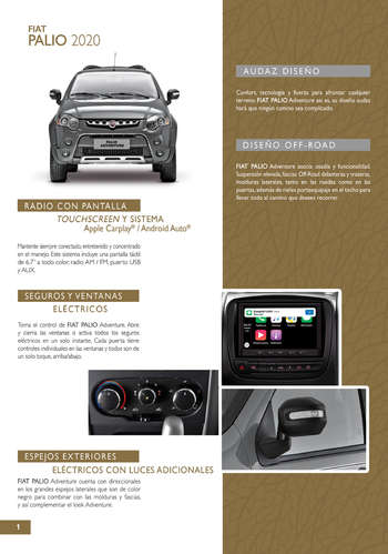 Fiat palio adventure 2020- Page 1