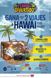 Gana 2 viajes a Hawái