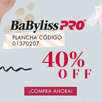 Descuento Babyliss