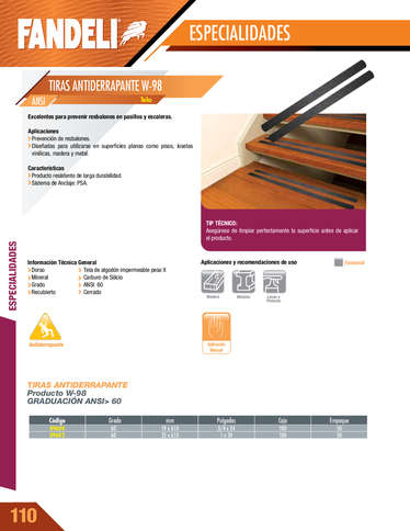 Catálogo Fandeli- Page 1