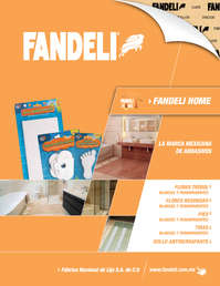 Catálogo Fandeli