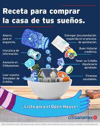 Para casa propia, Open House