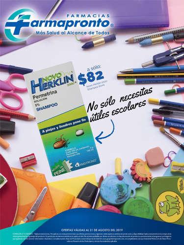 No sólo necesitas útiles escolares - Servicio a domicilio- Page 1