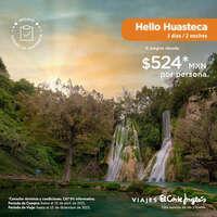 Hello Huasteca