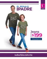 Regálale a papá sus jeans favoritos