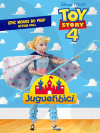 Toy Story 4 - Epic Moves Bo Beep