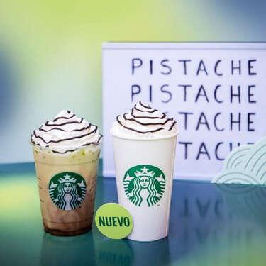 Nuevo sabor pistache- Page 1