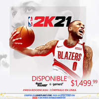 2k21 ya disponible