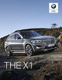 Ficha Técnica BMW X1 sDrive18iA Executive 2020