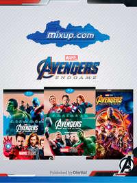 #ctdsg# Mix Up avengers