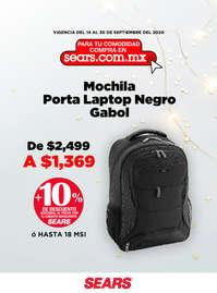 Compra en sears.com.mx - Mochilas