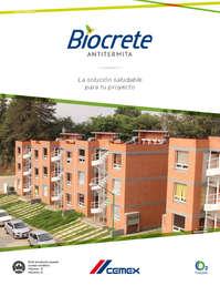 Concreto Biocrete