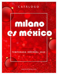 Catálogo Invernal Milano 2020