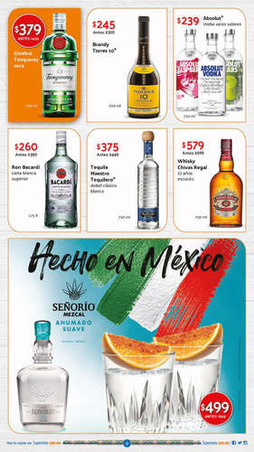 Orgullo con sabor a México- Page 1
