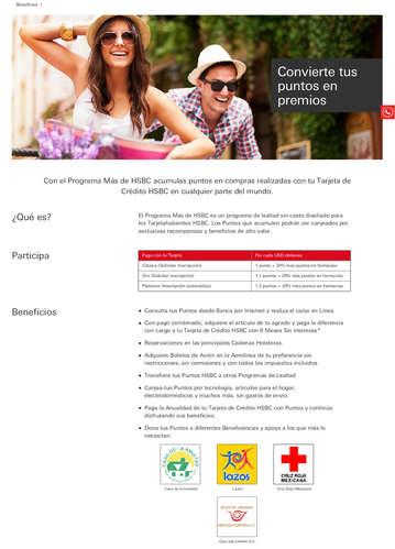 HSBC + Puntos- Page 1