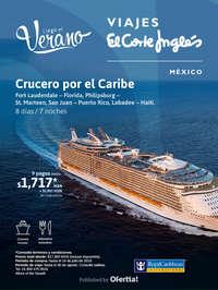 Llegó el Verano - Crucero por el Caribe