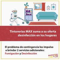 Desinfección en hogares