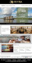 ZAFIRO Luxury Amazon Cruise