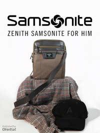 Zenith Samsonite For Him