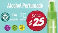 Alcohol perfumado