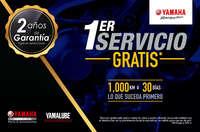 1er servicio gratis