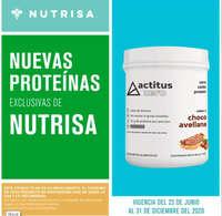 Nuevas proteínas
