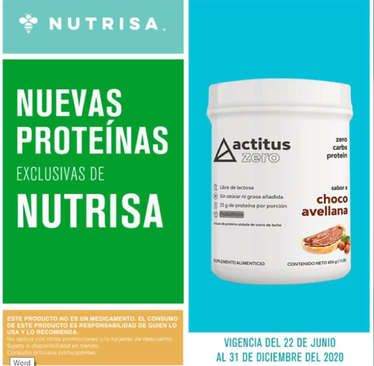Nuevas proteínas- Page 1