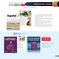 Catalogo Secundaria 2020