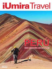 Perú con montaña de colores