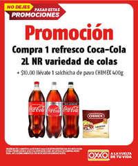 Promociones bebidas
