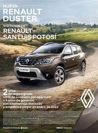 Duster - San Luis Potosí