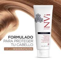 Luce un cabello suave, flexible y brillante con HYDRAMASC
