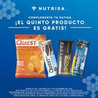 ¡El quinto producto es gratis!