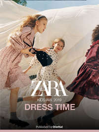 Zara Kids Dress Time