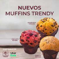 Nuevos Muffins Trendy
