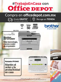 #TrabajoEnCasa - Brother