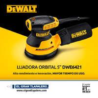 Lijadora DWE6421