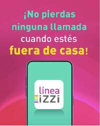 Línea izzi app