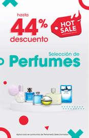 44% de descuento en Perfumes
