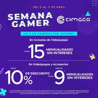 Semana Gamer