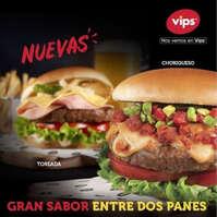 Nuevas hamburguesas